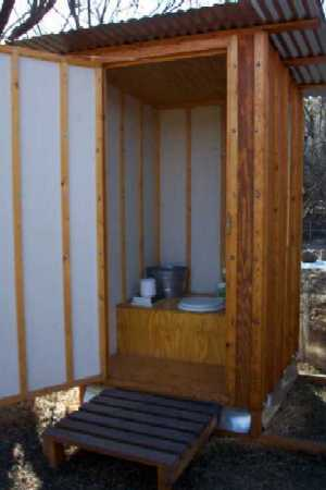We have been using composting toilets since 1990, using the resulting