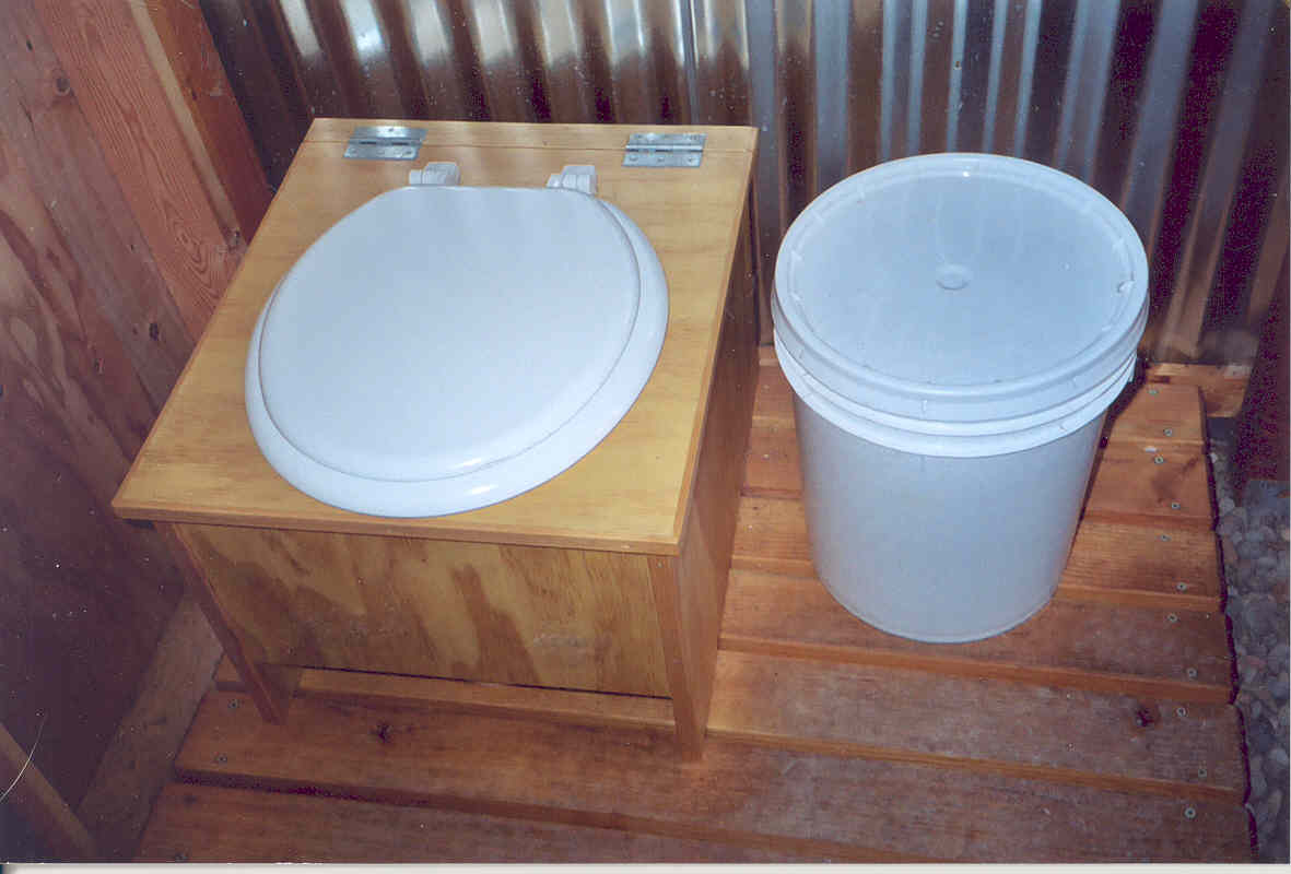 Camping Composting Toilet : Composting toilets